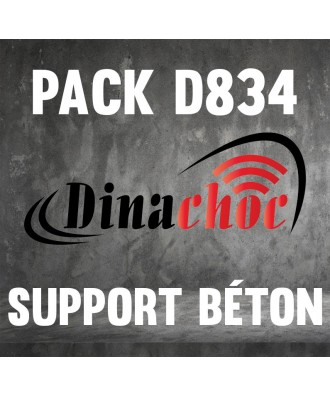 PACK DINACHOC D834
