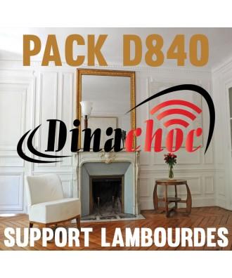 PACK DINACHOC D840