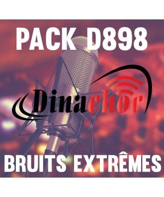 PACK DINACHOC D898